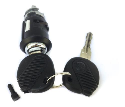 Imagem 1 de 6 de Cilindro Miolo Ignição Chave P/ Chip - Kombi Carat 98 A 13