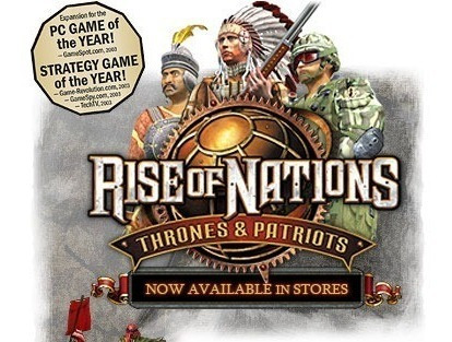 Rise Of Nations + Expansao + Age Of Empires 3 Frete Gratis