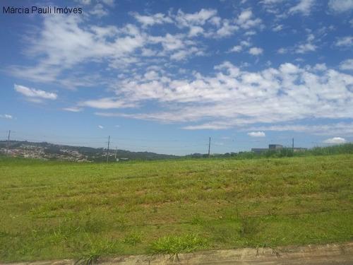 Terreno A Venda No Condomínio Reserva Santa Isabel - Louveira - 560 Metros. - Te01168 - 69199868