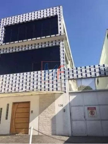 Imagem 1 de 18 de Ref 9210 -  Ótimo Prédio Comercial Para Venda No Bairro Vila Dom Pedro I, 500 M De A.c. E De Terreno No  Ipiranga . Estuda Propostas. - 9210