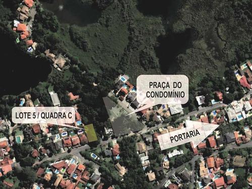 Terreno À Venda, 450 M² Por R$ 260.000,00 - Terras Do Madeira - Carapicuíba/sp - Te0426