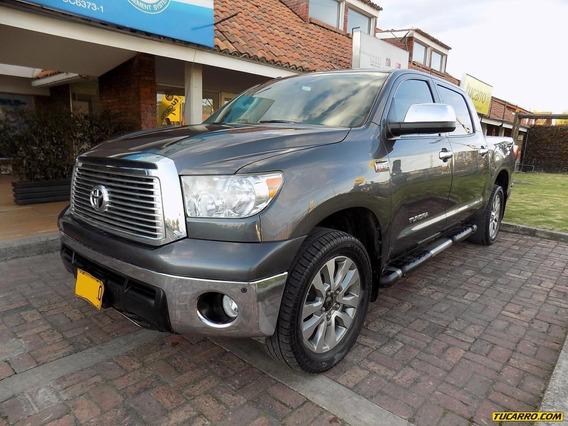 Toyota Tundra Platinum 5.663cc At Aa 4x4