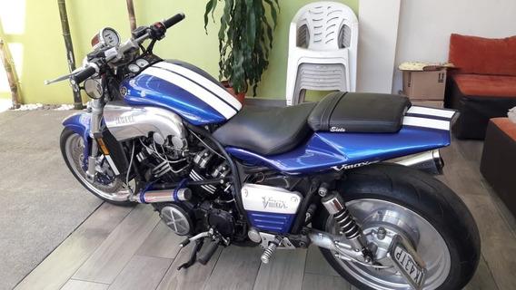 Yamaha Vmax 2003 Motor 1200cc Con Sistema De Nitro
