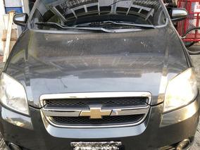 Chevrolet Aveo Emotion 2013