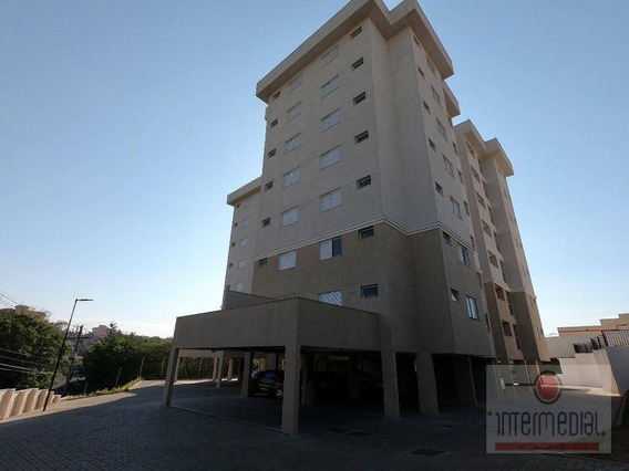 Apartamento Com 2 Dormitórios À Venda, 75 M² Por R$ 340.000,00 - Jardim Das Palmeiras - Boituva/sp - Ap0345