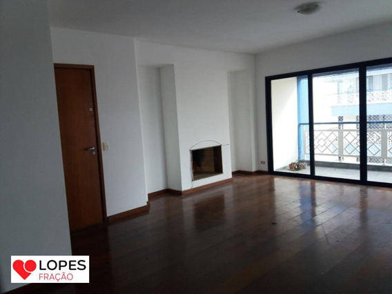 Apartamento Com 3 Dormitórios Para Alugar, 152 M² Por R$ 4.100,00/mês - Tatuapé - São Paulo/sp - Ap2831