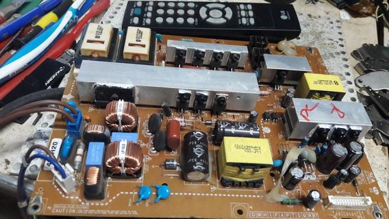 Fonte Da Tv Lg 42lh20 Serve Em Outros Modelos