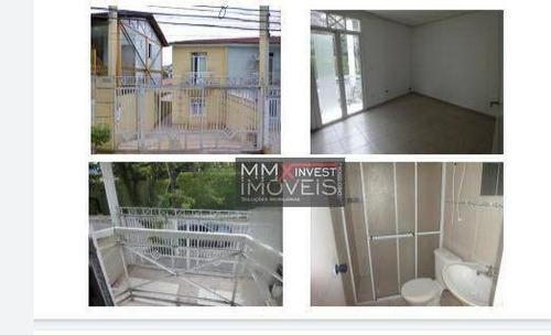 Imagem 1 de 1 de Sobrado Com 2 Dormitórios Para Alugar, 104 M² Por R$ 1.800,00/mês - Tucuruvi - São Paulo/sp - So0801