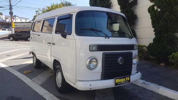 Volkswagen Kombi Standard 1.4 Flex 2013 Branco Doc Ok