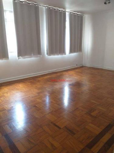 Imagem 1 de 30 de #=apartamento Com 3 Dormitórios À Venda, 120 M² Por R$ 800.000 - Paraíso.! - Ap10506
