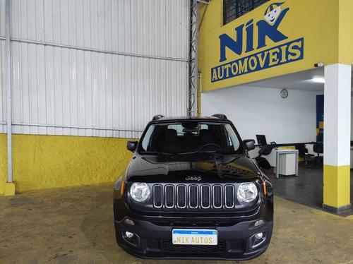 Imagem 1 de 12 de Jeep Renegade 1.8 16v Flex Sport 4p Automático