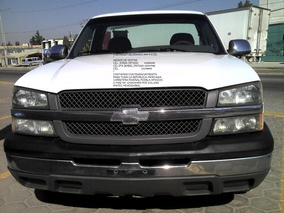 Chevrolet Silverado 4.3 1500 Cab Reg 2004 Std Eng $