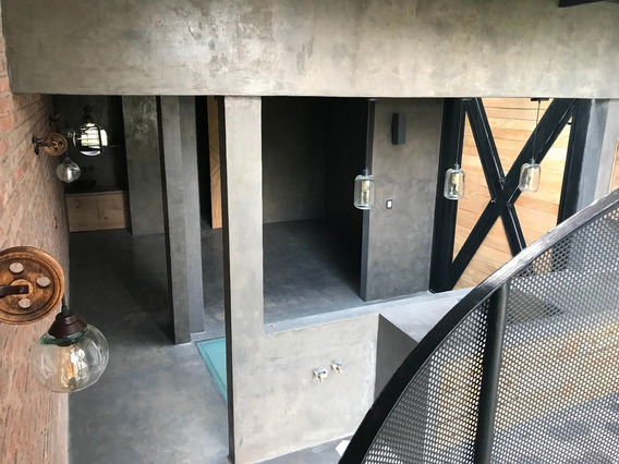 Unico New-york-style Loft Duplex Con Rooftop Privado