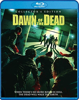 Blu-ray : Dawn Of The Dead (collector