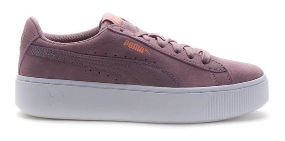 Puma Zapatillas Lifestyle Mujer Vikky Stacked Plataforma Fkr