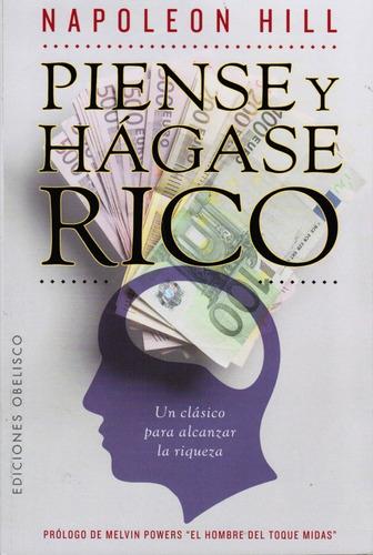Piense Y Hágase Rico / Mapoleon Hill (envíos)
