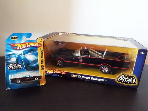 Batimovil Hot Wheels / Batman / Carro Colección