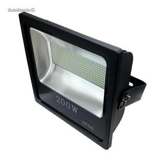 Reflector Led 200w Para Uso En Exterior O Interior
