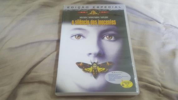 O Silêncio Dos Inocentes Dvd ( Semi Novo Excelente )