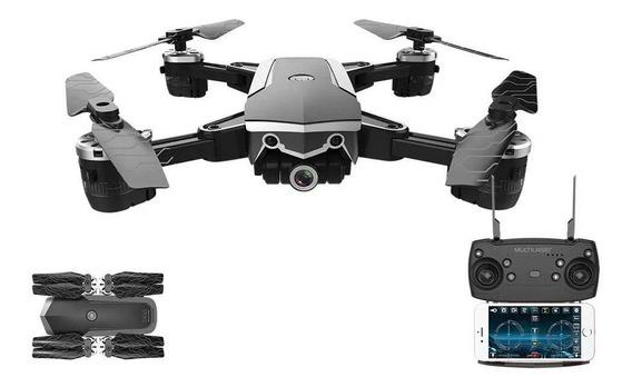 Drone Com Câmera Hd 1280p Alcance 80m Fpv Eagle Es256 - Veja