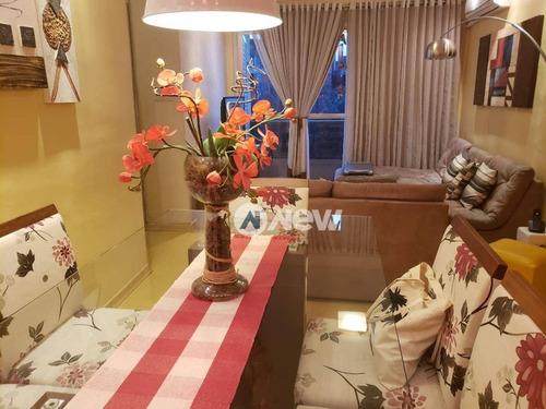 Imagem 1 de 9 de Apartamento Com 3 Dormitórios À Venda, 81 M² Por R$ 390.000 - Ouro Branco - Novo Hamburgo/rs - Ap2635