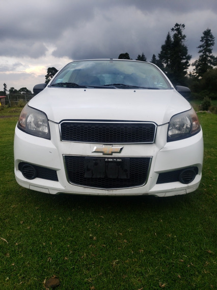 Chevrolet Aveo 1.6 Ls Aa Mt 2013