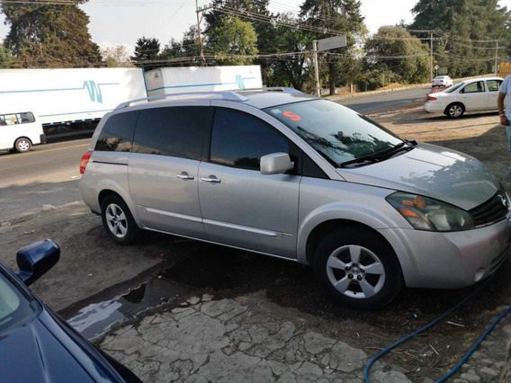 Nissan Quest 3.5 At 2007