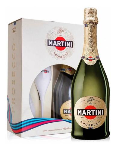 Kit Espumante Martini Prosecco 750ml