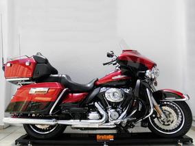 Harley Davidson Electra Glide Ultra Limited Flhtk 2013