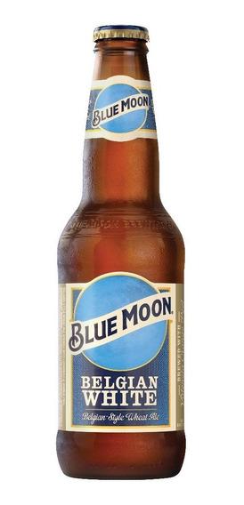 Blue Moon Belgian White Porron 355cc. X 12 Unidades.