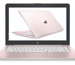 Hp Stream 14 Rosa Dualcore Video Radeon Windows10