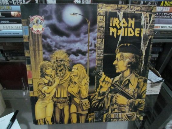 Iron Maiden Lp Duplo - Serie The First Ten Years N°2