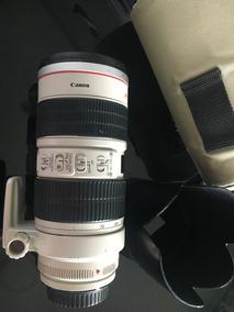 Lente Canon 70x200 Mm 2.8 L Is