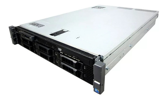 Servidor Dell Poweredge R710 2 Xeon Six Core 64gb C/garantia
