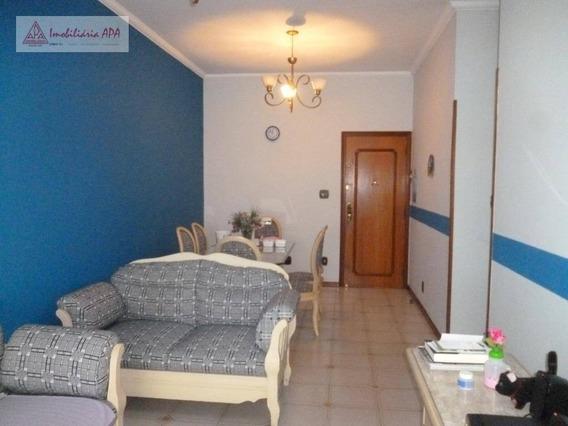 Apartamento Residencial À Venda, Campos Elíseos, São Paulo. - Ap0968
