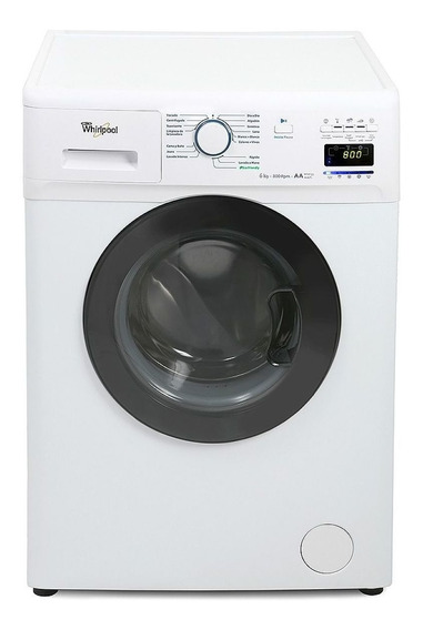 Lavarropas automático Whirlpool WNQ66A blanco 6kg 220V