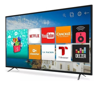 Smart Tv Hitachi 4k 50 Led Cdh-le504ksmart18