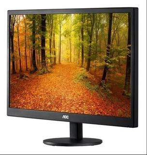 Monitor 20 Pulgadas Aoc E2070swhn