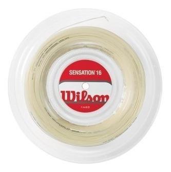 Wilson Sensation (rollo 200mts) (1,30) /tennisheroshop