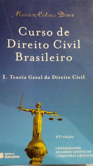 Curso De Direito Civil Brasileiro- Teoria Geral Do Direito