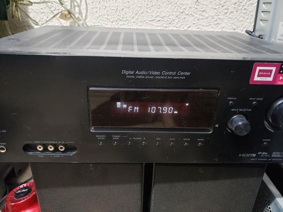 Receiver Sony Str-k885 Com Hdmi