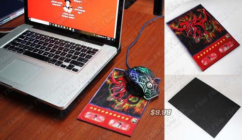 Mousepad Anime Yu-gi-oh Slifer El Dragón (tienda Friki)