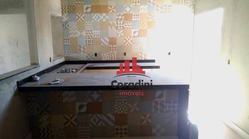 Imagem 1 de 13 de Casa Residencial À Venda, Parque Nova Carioba, Americana. - Ca1724