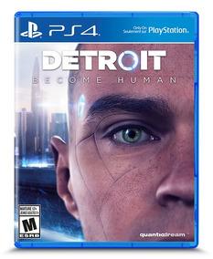 Detroit: Become Human - Ps4 - Mídia Digital - Secundária Br