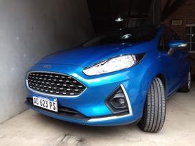 Ford Fiesta Kinetic Design 1.6 Se Plus Powershift 120cv