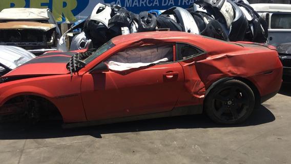 Chevrolet Camaro Sucata Para Venda De Peças