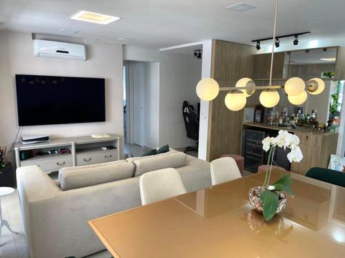 Apartamento Com 2 Dormitórios À Venda, 79 M² Por R$ 630.000,00 - Tatuapé - São Paulo/sp - Ap3086