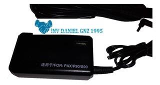 Cargador Transformado Paxs90/paxs80 Somos Tiienda