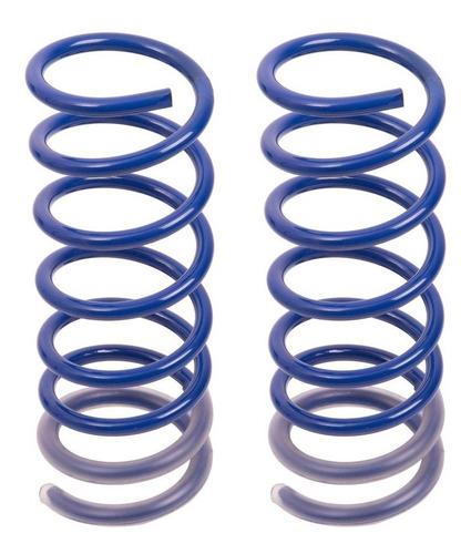 Imagen 1 de 7 de Kit Espirales Progresivos X 2 Fiat Toro 16/19