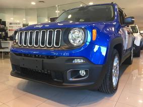 Jeep Renegade Automatica Oferta Abril Rojo/azul/bordo